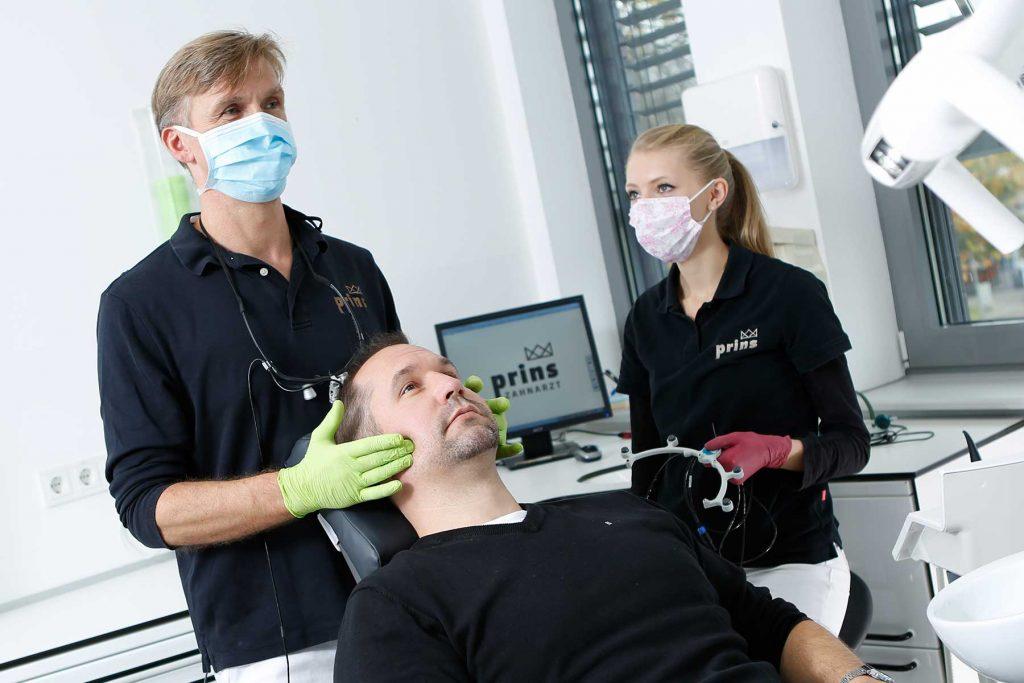 Ihr Zahnarzt Langenhagen führt Funktionsanalyse durch