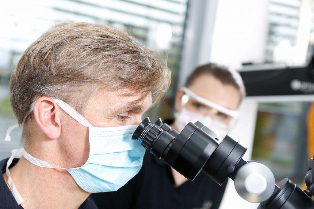 Schonende Wurzelbehandlung bei Ihrem Zahnarzt Langenhagen