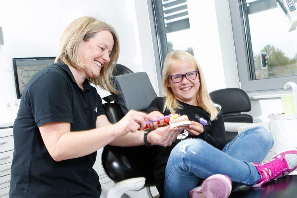 Professionelle Zahnreinigung & Prophylaxe bei Zahnarzt Langenhagen
